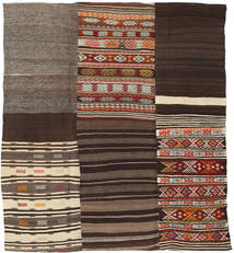 Covor Chilim Patchwork BHKZR83