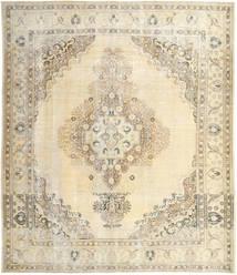 Colored Vintage Teppe 300X340 Ekte Moderne Håndknyttet Beige/Lysbrun Stort (Ull, Persia/Iran)