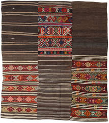 Kilim Patchwork carpet BHKZS192