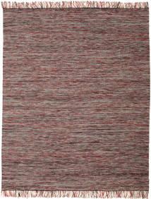 Wilma - Rød mix teppe CVD19004