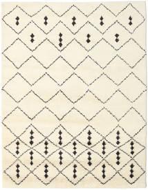 Berber Indisk - Off-Vit/Svart Matta 190X240 Äkta Modern Handknuten Beige (Ull, Indien)