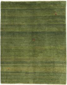 Gabbeh Persia Rug 155X200 Authentic  Modern Handknotted Olive Green/Dark Green (Wool, Persia/Iran)