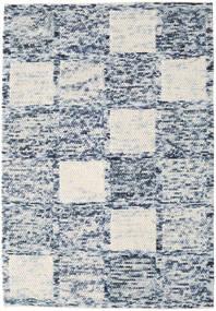Box Drop - Mixed Gris Tapis 160X230 Moderne Tissé À La Main Gris Clair/Bleu Clair (Laine, Inde)