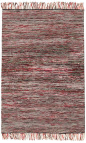 Vilma - Red Mix Rug 120X180 Authentic  Modern Handwoven Light Pink/Dark Brown (Wool, India)