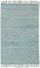 Vilma - Turquoise Mix Rug 120X180 Authentic Modern Handwoven Light Grey/Beige (Wool, India)