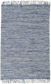 Vilma - Blue Mix Rug 120X180 Authentic  Modern Handwoven Light Blue/Blue (Wool, India)