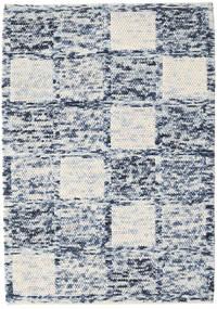 Box Drop - Mixed グレー 絨毯 140X200 モダン 手織り 薄い灰色/ベージュ (ウール, インド)