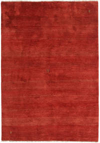 Gabbeh Persia Rug 170X243 Authentic  Modern Handknotted Rust Red (Wool, Persia/Iran)