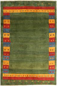 Gabbeh Persia Rug 200X300 Authentic  Modern Handknotted Olive Green/Dark Green (Wool, Persia/Iran)