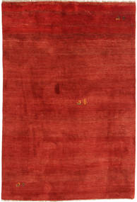 Gabbeh Persia Rug 169X248 Authentic  Modern Handknotted Rust Red (Wool, Persia/Iran)