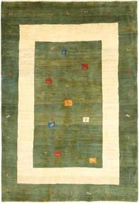 Gabbeh Persia Matto 173X250 Moderni Käsinsolmittu Oliivinvihreä/Keltainen (Villa, Persia/Iran)