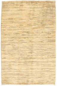 Gabbeh Persia Rug 85X125 Authentic  Modern Handknotted Dark Beige/Beige (Wool, Persia/Iran)
