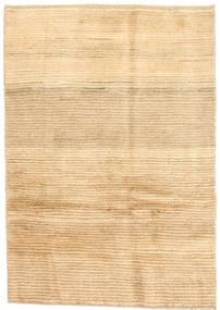 Gabbeh Persia Rug 82X119 Authentic Modern Handknotted Dark Beige/Light Brown (Wool, Persia/Iran)