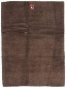 Gabbeh Persia Rug 82X109 Authentic Modern Handknotted Dark Brown/Brown (Wool, Persia/Iran)