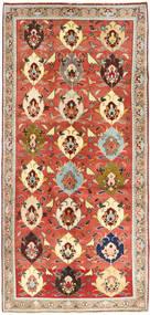 Arak Teppe 144X310 Ekte Orientalsk Håndknyttet Mørk Rød/Beige (Ull, Persia/Iran)