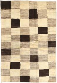 ギャッベ ペルシャ 絨毯 108X165 モダン 手織り 薄茶色/ベージュ (ウール, ペルシャ/イラン)
