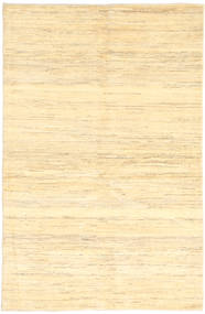 Gabbeh Persia Rug 101X155 Authentic  Modern Handknotted Beige/Yellow (Wool, Persia/Iran)