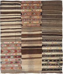 Kilim Patchwork carpet BHKZR3
