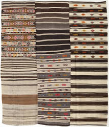 Kilim Patchwork carpet BHKZR8