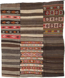 Kilim Patchwork carpet BHKZR45