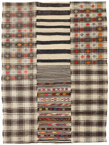 Covor Chilim Patchwork BHKZR47