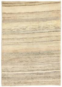 Gabbeh Persia Teppe 85X124 Ekte Moderne Håndknyttet Lysbrun/Beige/Mørk Beige (Ull, Persia/Iran)