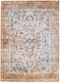 Megrez - Rust / Grey rug RVD19462