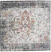 Megrez - Dunkel grau / Rost Teppich RVD19451