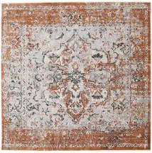Megrez - Roestkleur / Grijs tapijt RVD19464