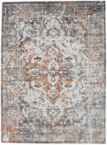 Megrez - Dark Grey / Rust rug RVD19445