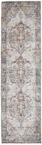 Megrez - Dark Grey / Rust rug RVD19448