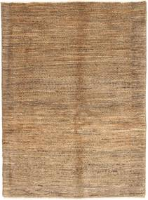 Gabbeh Persia Teppe 95X132 Ekte Moderne Håndknyttet Lysbrun/Brun (Ull, Persia/Iran)