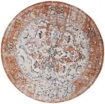 Megrez - Roestkleur / Grijs tapijt RVD19463