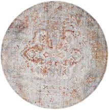 Megrez - Lys Grå / Rust teppe RVD19456
