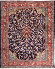 Sarouk Rug 310X400 Authentic  Oriental Handknotted Dark Purple/Light Purple Large (Wool, Persia/Iran)