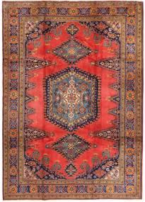 Wiss Alfombra 214X336 Oriental Hecha A Mano Marrón Oscuro/Rojo Oscuro (Lana, Persia/Irán)