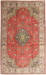 Ghom Sherkat Farsh Teppe 232X373 Ekte Orientalsk Håndknyttet Lysbrun/Brun (Ull, Persia/Iran)