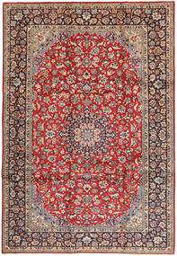 Najafabad Rug 250X360 Authentic  Oriental Handknotted Dark Red/Brown Large (Wool, Persia/Iran)