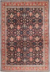 Mahal Rug 295X420 Authentic  Oriental Handknotted Black/Brown Large (Wool, Persia/Iran)