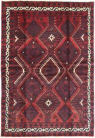 Lori Matto 170X240 Itämainen Käsinsolmittu Tummanruskea/Tummanpunainen (Villa, Persia/Iran)