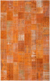 Patchwork Rug 304X504 Authentic  Modern Handknotted Orange/Light Brown Large (Wool, Turkey)