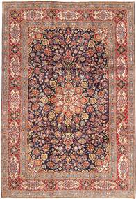 Keshan Rug 250X355 Authentic  Oriental Handknotted Light Brown/Brown Large (Wool, Persia/Iran)