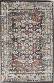 Chillon - Dark Grey / Multi rug RVD19559