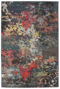 Milla - Multi Rug 160X230 Modern Dark Grey ( Turkey)