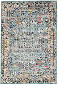 Chillon - Light Blue/Multi Rug 160X230 Modern Light Grey/Dark Grey ( Turkey)