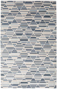 Romb - Cream / Blue rug RVD19309