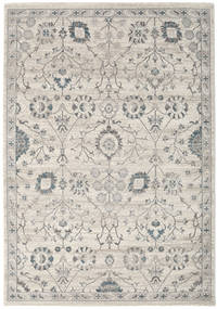 Zanjan - Cream Beige Rug 160X230 Modern Light Grey ( Turkey)