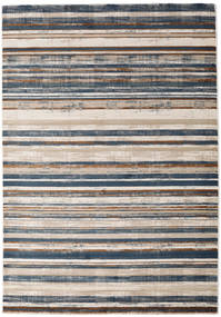 Layered - Dark Grey/Rust Rug 160X230 Modern Light Grey/Dark Grey ( Turkey)