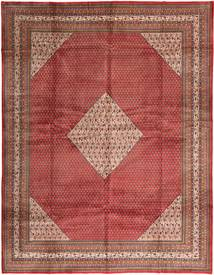 Sarouk Mir Rug 296X387 Authentic  Oriental Handknotted Brown/Light Brown Large (Wool, Persia/Iran)