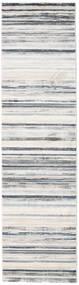 Layered - Szary/Beżowy Dywan 80X300 Nowoczesny Chodnik Jasnoszary/Biały/Creme ( Turcja)